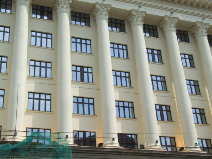 strukturalne fasade