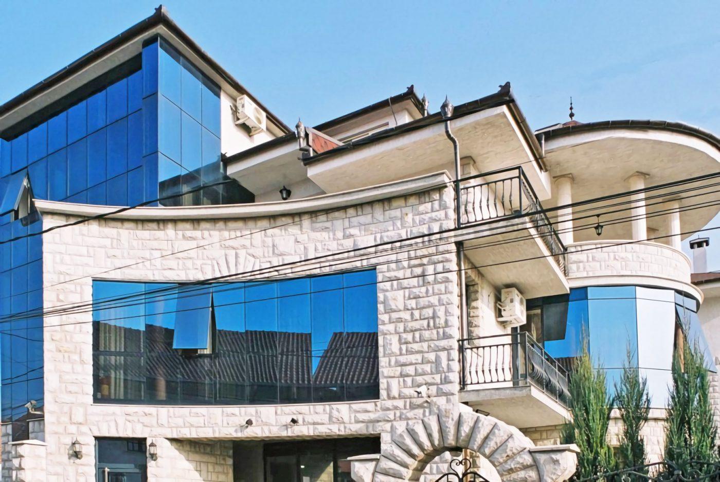 Strukturalna fasada